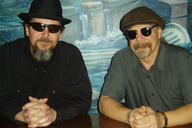Larry Beckmann and Phil Kitze