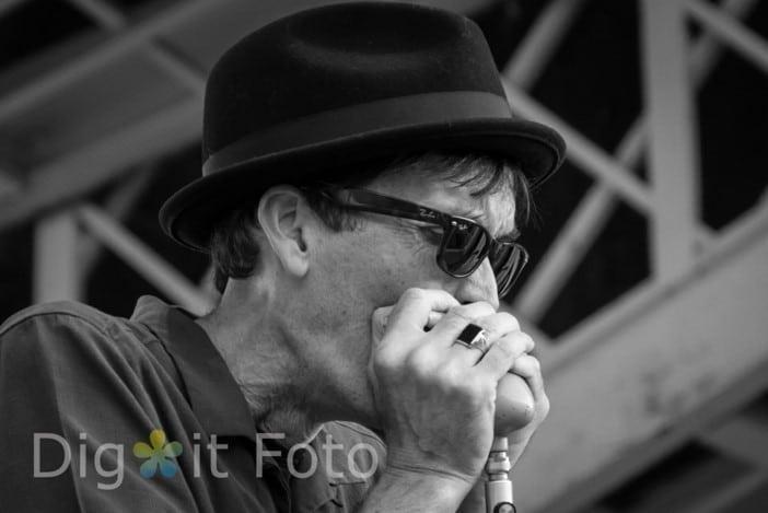 Paul Barry Blues Band