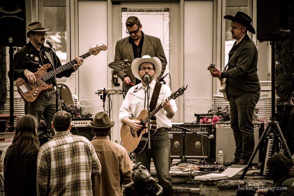 Erik Brandt and The Urban Hillbilly Quartet