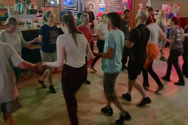 irish dancing dubliner