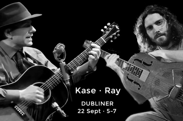 Lonesome Dan Kase & Jeff Ray