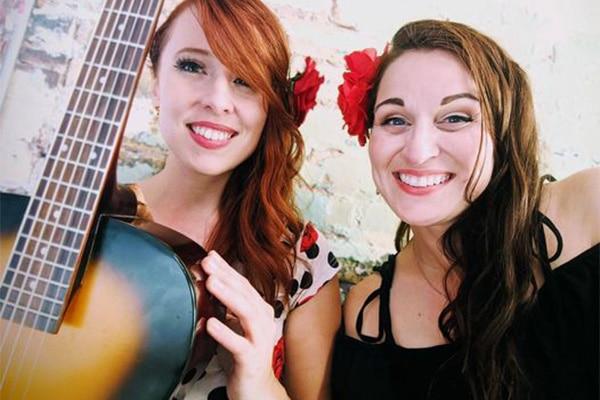 Miss Myra & Debbie Briggs