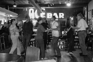 Set Dancing at the Dubliner