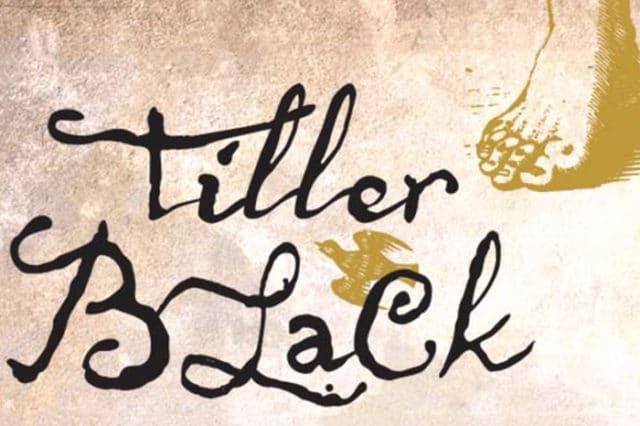 Tiller Black